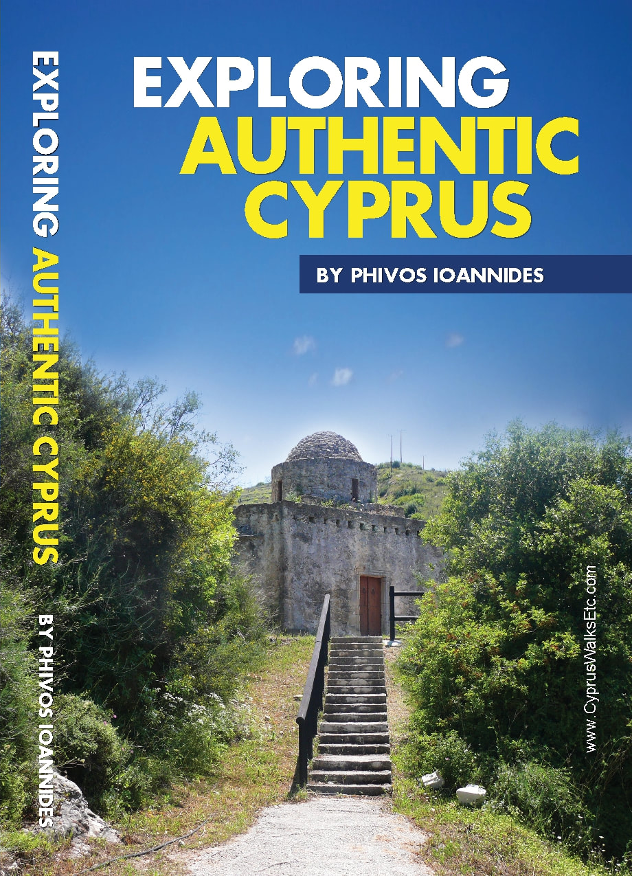 The book 'Exploring Authentic Cyprus' - My Site